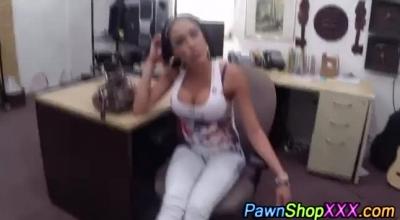 Amateur Bigtits Latina Fingering Herself