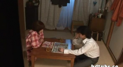 Filthy Japanese Netgirl Bends Over And Gives Some Sloppy Good Head