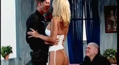 Jill Valentine Cums 3 Times