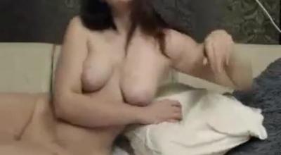 John Relaxing And Cums On Lulu Ann's Panties