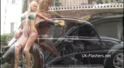 Tempestuous Blonde Giving Head And Getting Nailed