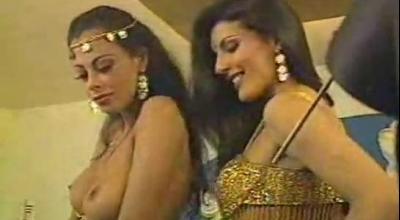 Sexy Bollywood Star Dusya Dior Dildoing Her Ass.