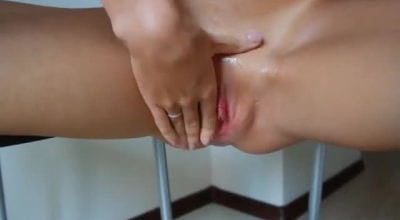 Kinky Teen Is Sharing A Huge Dick With Good Friends Who Can Not Have Enough Of It.