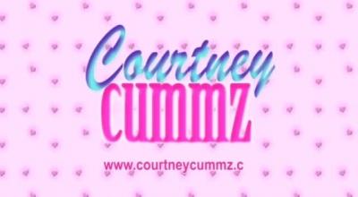 Extreme Courtney Cummz Solo Porn Video.