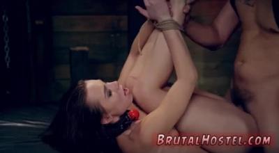 Extreme POV Bondage Sex And Hands Bondage To Spank.