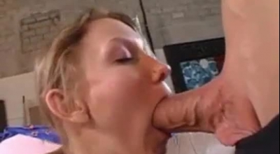 Missy Mae Likes To Feel A Hard Dick Inside Her Until She Gives It All Up