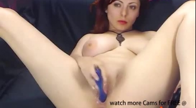 Charming Babe, Lizzie Tucker Is Sucking A Huge Dick And Getting Ready To Ride It.
