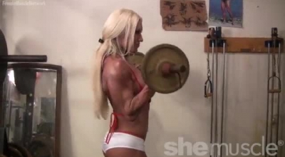 Breasty, Blonde Female With Big Tits, Red Bentley Is Sucking Rock Hard Dick Before Getting A Facial