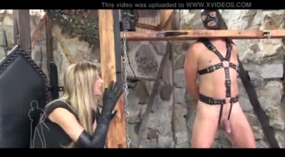 Hot Lady, Alysa Lord Got Her Tight Pussy Filled Up With A Big Meat Pole.