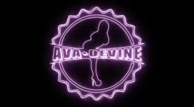 Ava Devine Got Her Face Covered With White Creampie Cum.