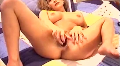 Brandi Minx Is Rubbing Her Friend's Rock Hard Meat Stick And Getting It Up Her Tight Ass.