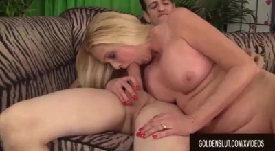 Blonde Woman, Sara Luvv Is Spreading Up To Get Not Only Fucked, But Also To Experience An Orgasm.