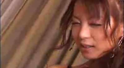 Horny Jap Babes Are Making Love With Each Other, Even Though No One Is Watching Them In Action.