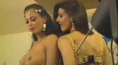 Naked Bollywood Teen Is Singing At Her Lover's Party And Doing Her Best To Satisfy Him.