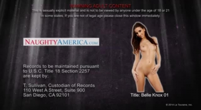 Naughty Belle Knox Gets Some Insatiable Teenage Hitchhiker Drilled Real Hard In POV By Her Girl On All About Bitch.