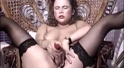 Gina Berlusconi Was Watching Porn While Her Husband Was Masturbating In Front Of Her Twat.