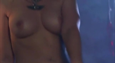Sexy Brunette Alexis Adams Having Sex.