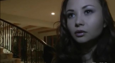 Submissive Asian Girl And A Slutty Teen Give A Handjob To A Much Older Guy.
