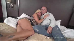 Hot Blonde Housewife, Nasty Mansion Is Getting Fucked In A Doggy Style Position And Enjoying It