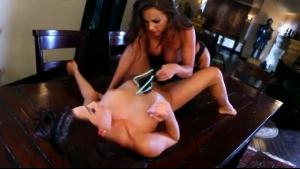 Abigail Mac Loves Getting A Hard Cock Up Her Ass
