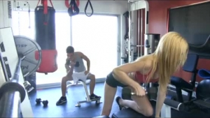 Aged Gym Chick Would Cheat To Get Out