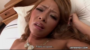 Hot Asian Babe With A Nice, Round Ass, Go Sasaki Got Fucked Very Hard The Other Day