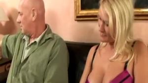 Blonde Girl, Juliana Is Getting Fucked Hard Every Time Her Boyfriend Is Making A Video